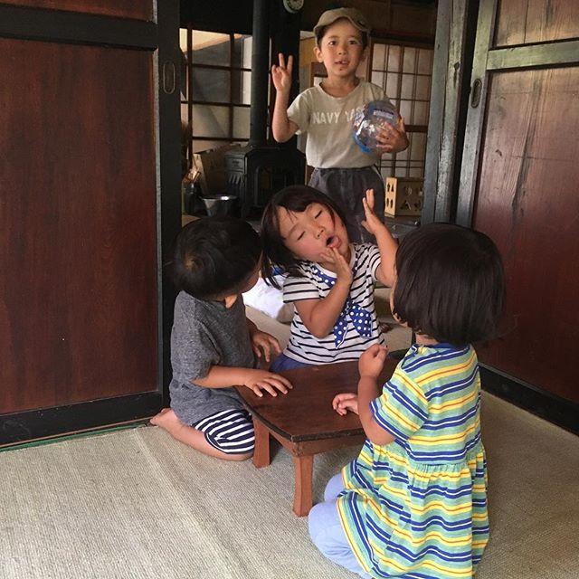 子供らかわええ〜️ のち、ここの母はうるさくてキレていた。夏