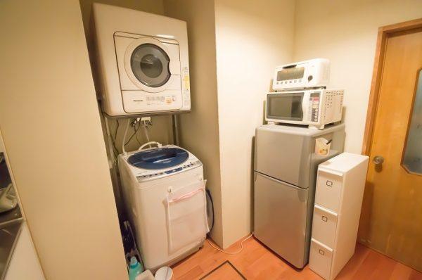 「赤石洗濯機&冷蔵庫1」-5169